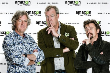 Amazonprime Sucessor De «Top Gear» Gravado No Algarve