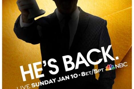 Globos De Ouro Ricky Gervais Volta A Ser Anfitrião Dos Globos De Ouro