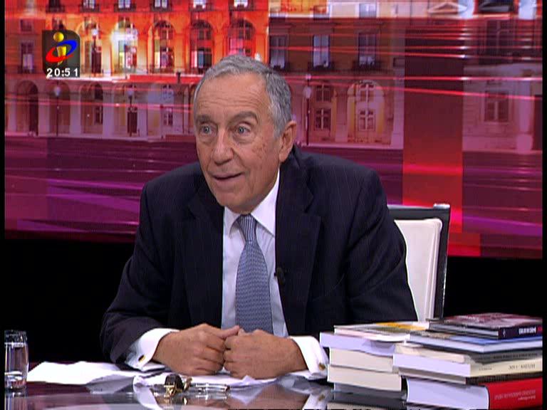 Marcelo Despedida De Marcelo Rebelo De Sousa Foi O Programa Mais Visto De Ontem