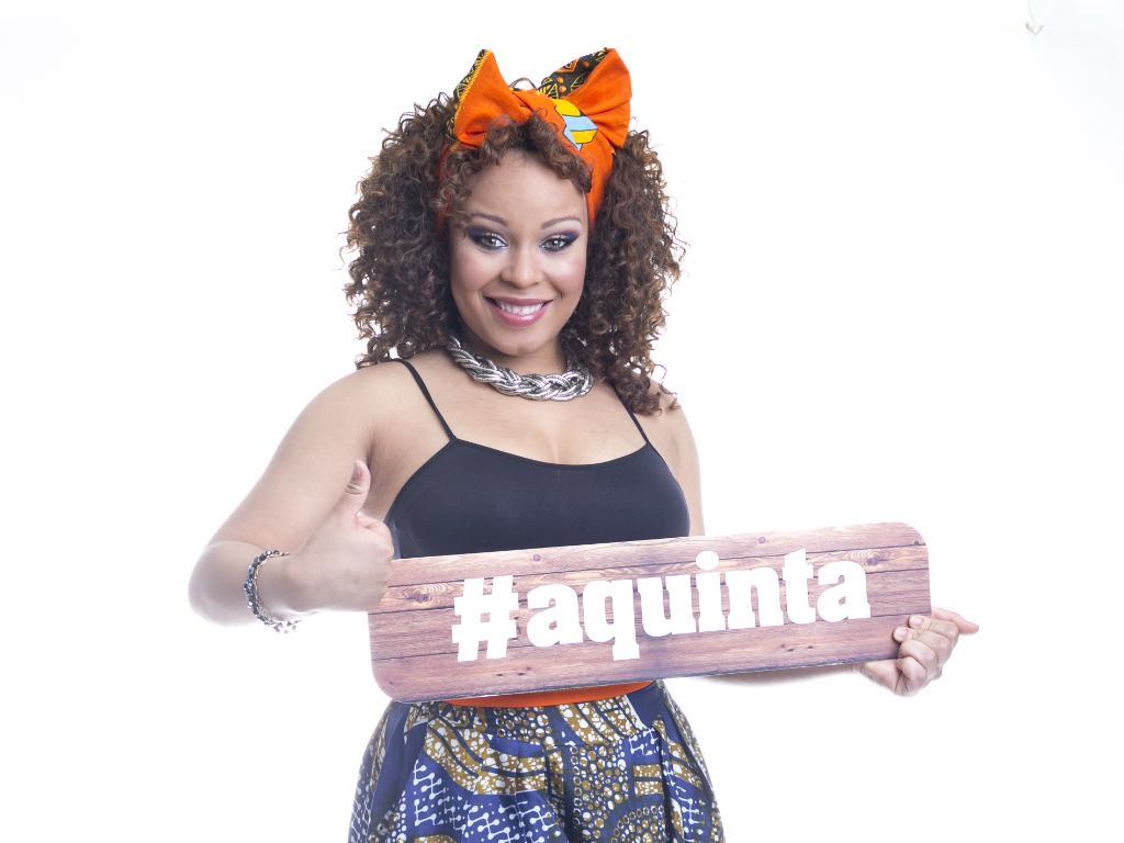 Luna é a nova concorrente de «A Quinta»