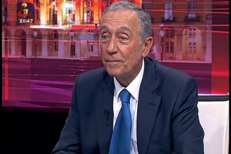 Marcelo «Jornal Das 8» Perde 210 Mil Espetadores Com Saída De Marcelo Rebelo De Sousa