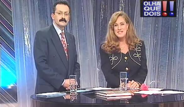 Olha Que Dois «Olha Que Dois»: Goucha Relembra Cumplicidade Com Teresa Guilherme