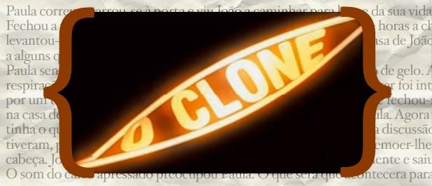 resumos_O Clone