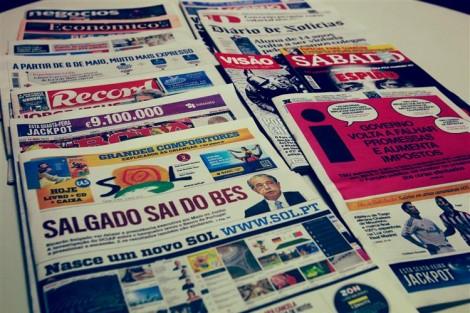 Sol E I Jornais «Sol» E «I» Despedem Trabalhadores