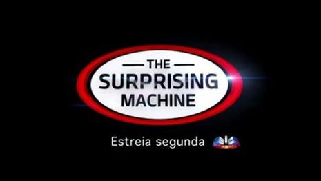 The Surprising «The Surprising Machine»: Conheça O Novo Programa Da Sic