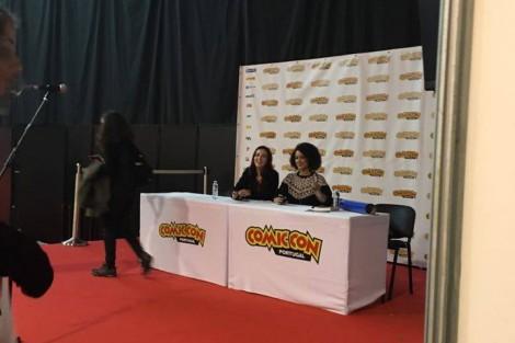 12283022 992344870829371 1528675666 N Veja As Fotografias Do Primeiro Dia Da «Comic Con Portugal»
