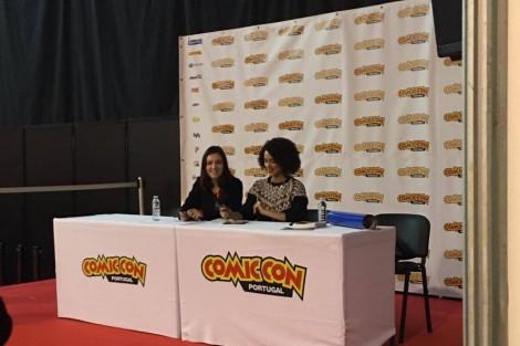 12325317 992344884162703 1233258414 N Veja As Fotografias Do Primeiro Dia Da «Comic Con Portugal»