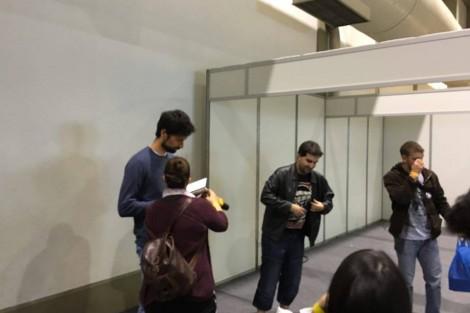 12346680 992352404161951 1357099579 N Veja As Fotografias Do Primeiro Dia Da «Comic Con Portugal»