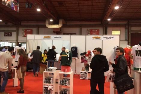 12348414 992342820829576 2101299700 N Veja As Fotografias Do Primeiro Dia Da «Comic Con Portugal»