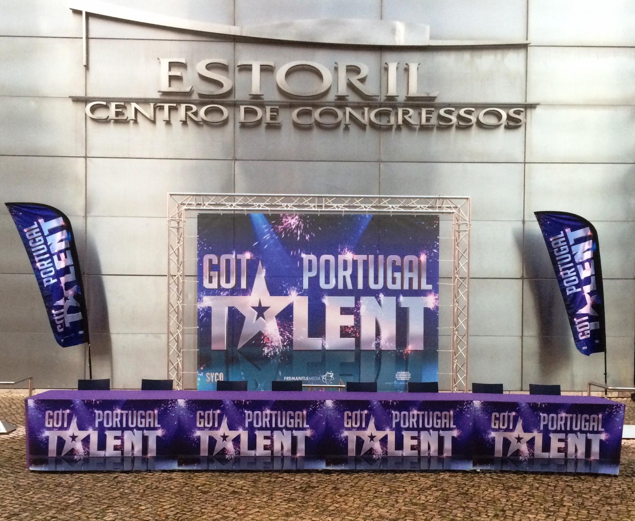 Got Talent Portugal 02 Estoril 011 Nova Edição De «Got Talent Portugal» Recebe Milhares De Candidaturas