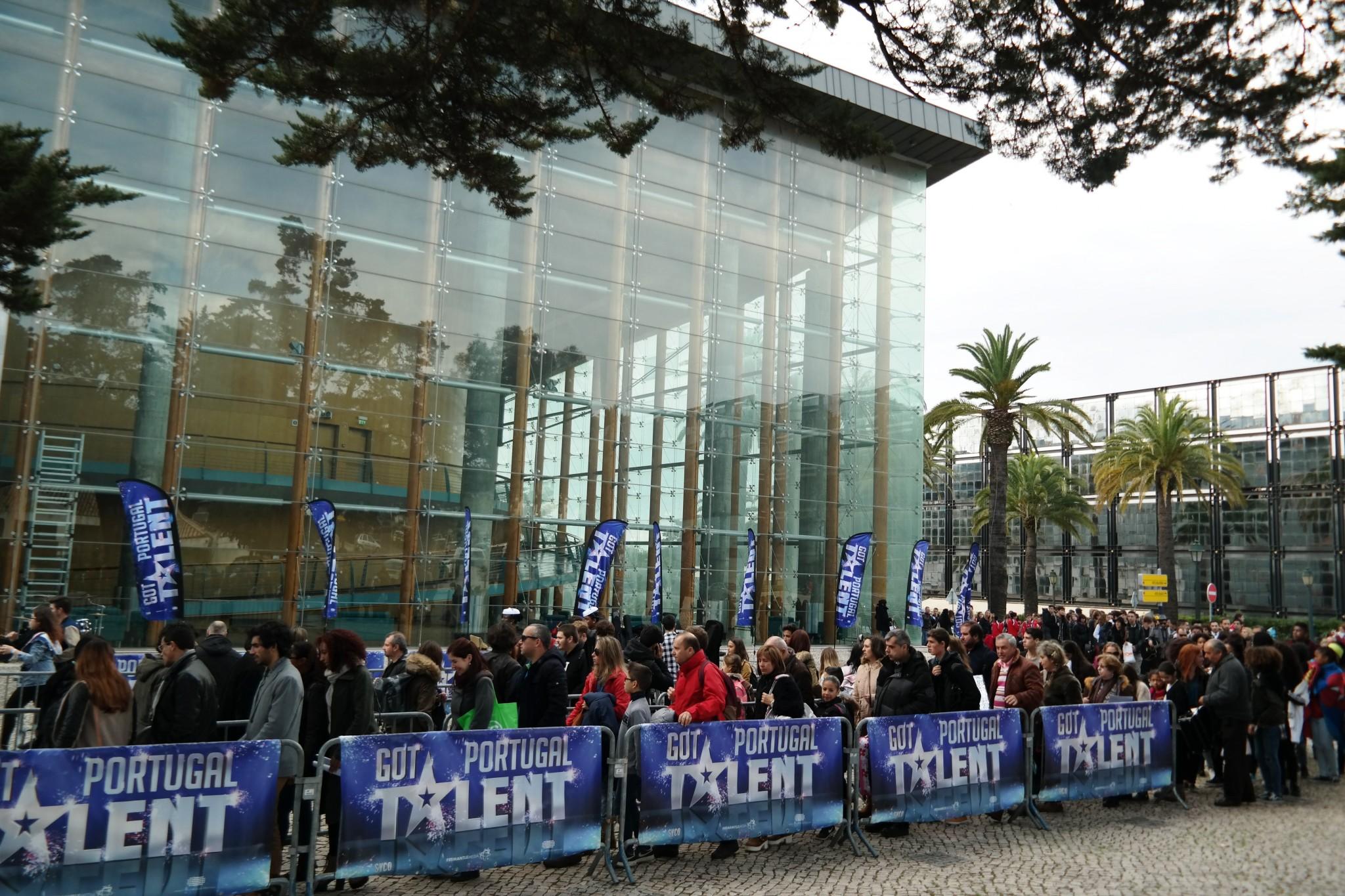 Got Talent Portugal 02 Estoril 012 «Got Talent Portugal»: Estoril Acolhe Mais De 3 Mil Candidatos [Com Fotos]