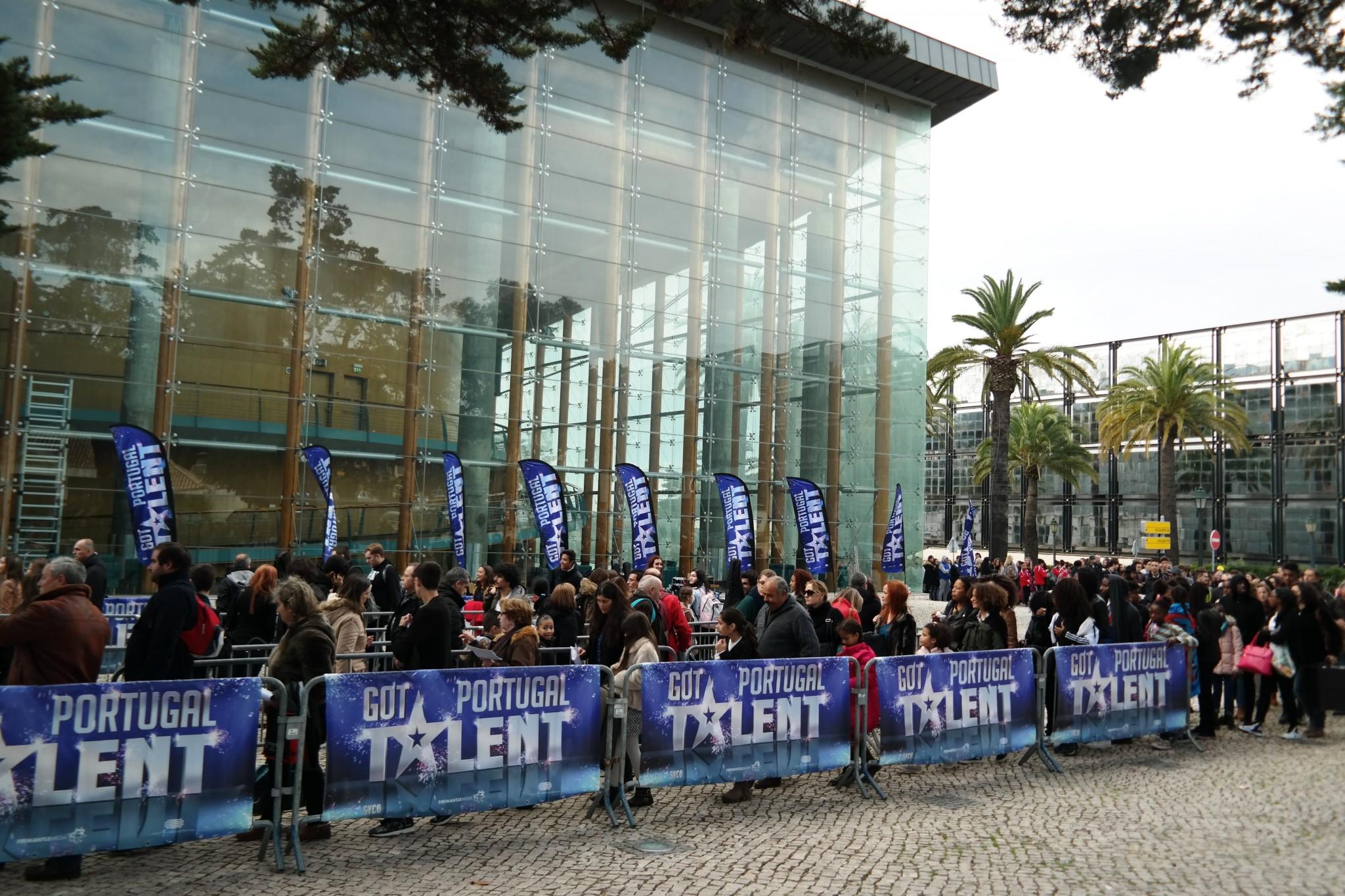 Got Talent Portugal 02 Estoril 013 «Got Talent Portugal»: Estoril Acolhe Mais De 3 Mil Candidatos [Com Fotos]