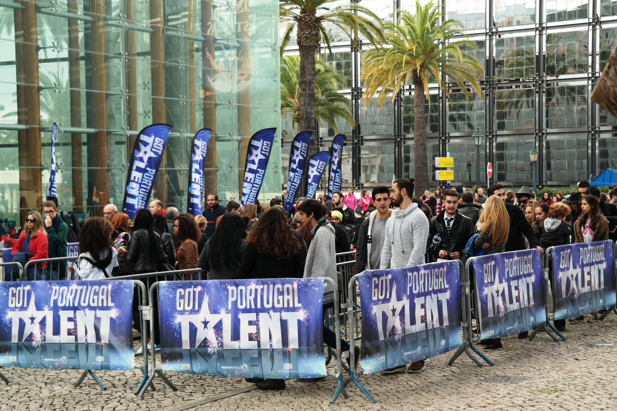 Got Talent Portugal 02 Estoril 014 «Got Talent Portugal»: Estoril Acolhe Mais De 3 Mil Candidatos [Com Fotos]