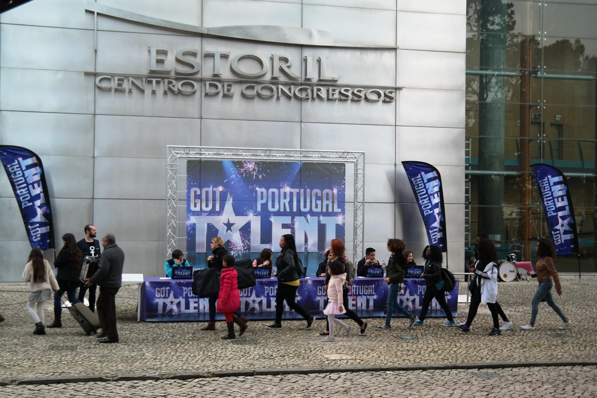 Got Talent Portugal 02 Estoril 015 «Got Talent Portugal»: Estoril Acolhe Mais De 3 Mil Candidatos [Com Fotos]