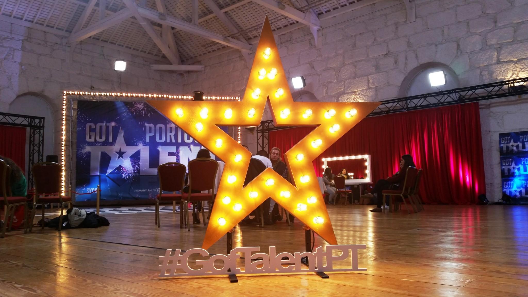 Got Talent Portugal 02 Porto 001 «Got Talent Portugal»: Veja As Primeiras Imagens Dos Castings No Porto