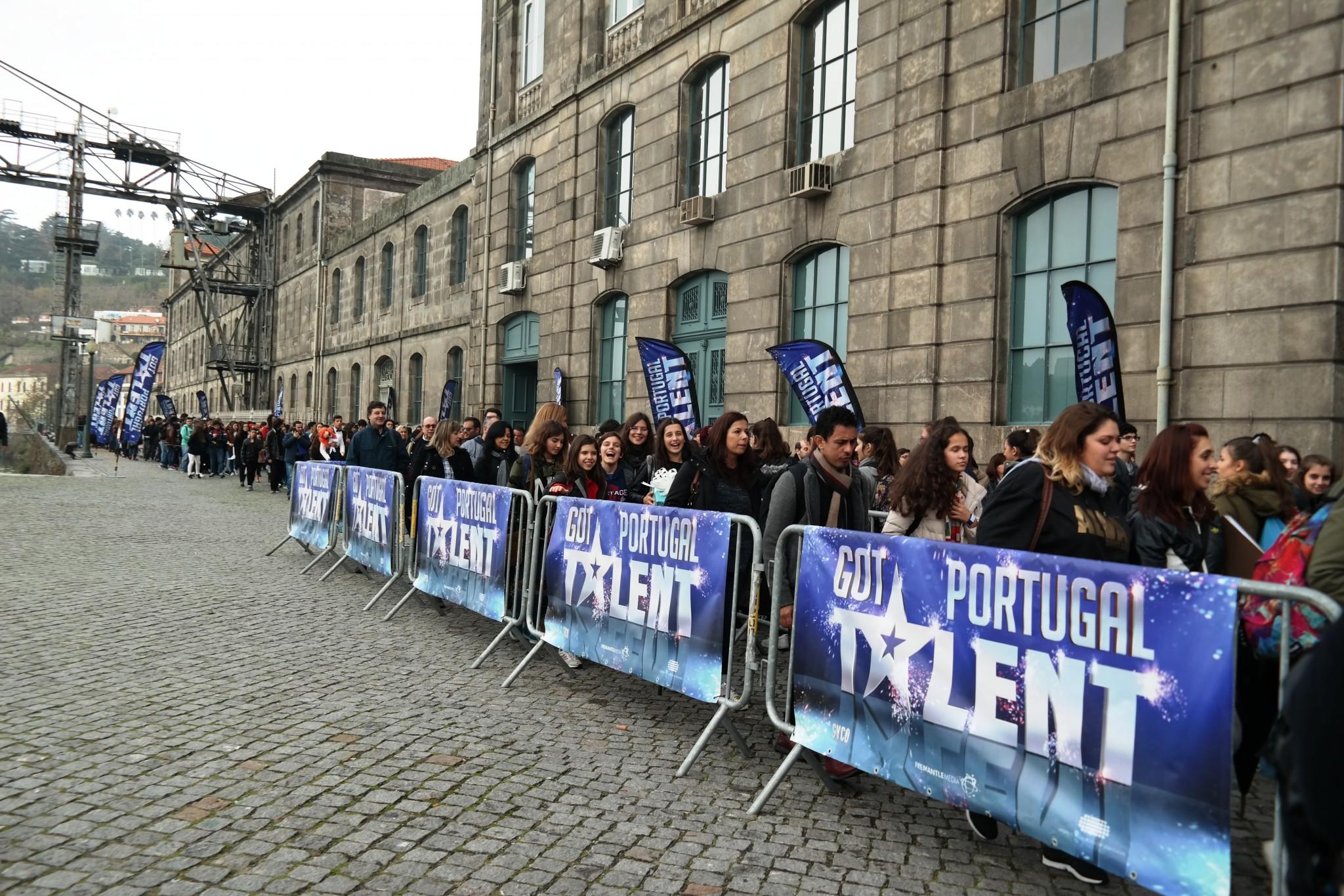 Got Talent Portugal 02 Porto 005 «Got Talent Portugal»: Veja As Primeiras Imagens Dos Castings No Porto