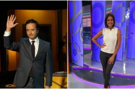 José Pedro Vasconcelos E Vanessa Oliveira No Got Talent Portugal «Got Talent»: Vanessa Oliveira Promete Uma «Boa Dupla» De Apresentadores