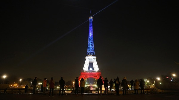 Terror Seven Days In Paris História Estreia Em Exclusivo «Isis: Terror Em Paris»
