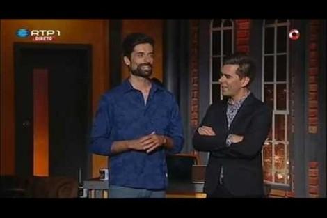 Antonio Raminhos Pedro Fernandes Sugere Raminhos Para O Suceder No «5 Para A Meia-Noite»