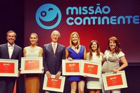 Missao Continente Rtp Dedica A Sua Programação À «Missão Continente»