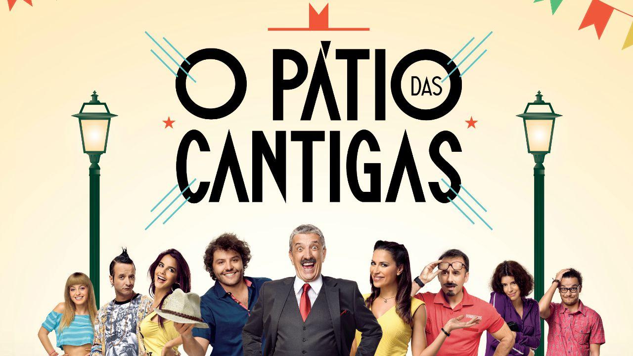 O Patio Mini-Série «O Pátio Das Cantigas» Volta A Ser Transmitida Na Rtp 1