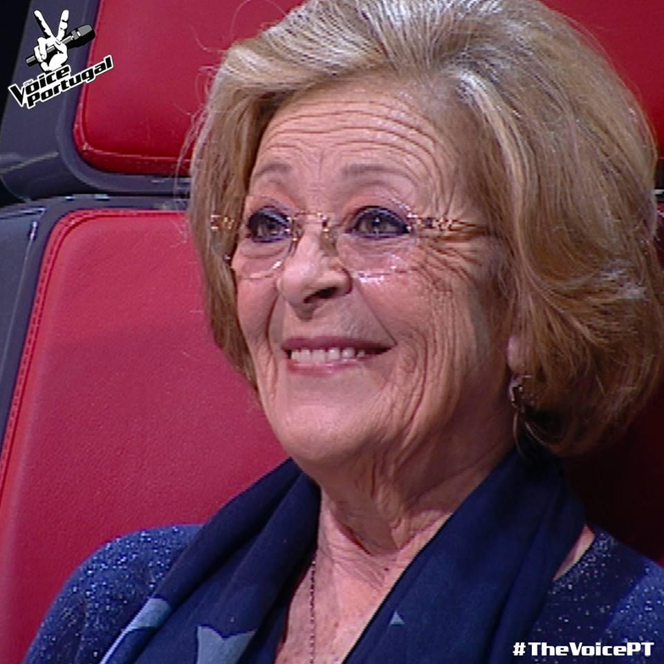 Simone Simone Oliveira Participa No «The Voice Portugal»