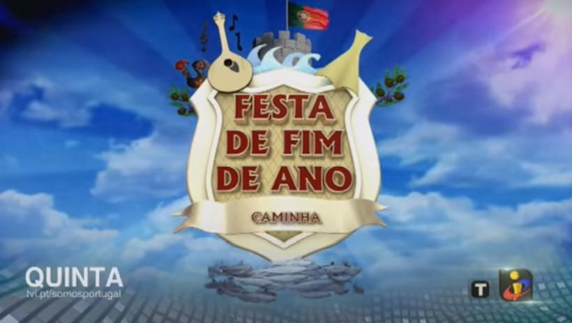 Somos Portugaal Eis Os Apresentadores Do «Somos Portugal - Festa De Fim De Ano»