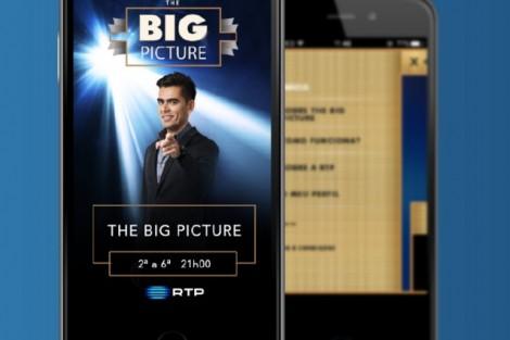 The Big «The Big Picture»: Aplicação Do Concurso Da Rtp Já Está Disponível