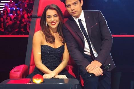 The Voice4 Catarina Furtado Anuncia Novidades No «The Voice Portugal»