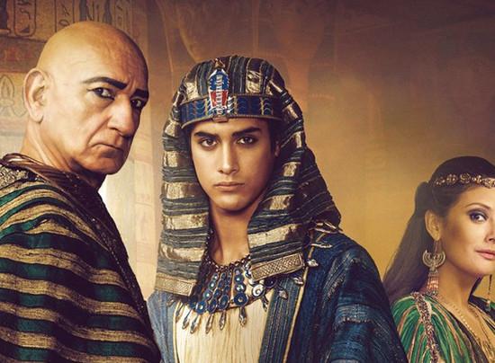 Tutakamon Sic Exibe Série «Tutankamon» Na Última Tarde De 2015
