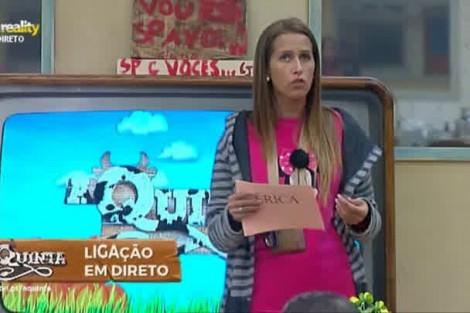 01 Teresa Guilherme Explica Importância De Nomeações No Tvi Reality