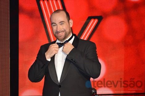 16 «The Voice Portugal»: Sérgio Martins Conquista Medalha De Bronze