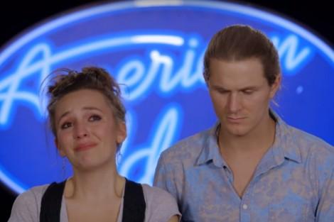 Captura De Ecrã 2016 01 9 Às 19.27.03 Casal Concorre Ao «American Idol» E Audição Não Corre Como Era Esperado