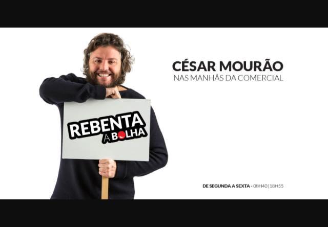Cesar 1 César Mourão Reforça As Manhãs Da Rádio Comercial