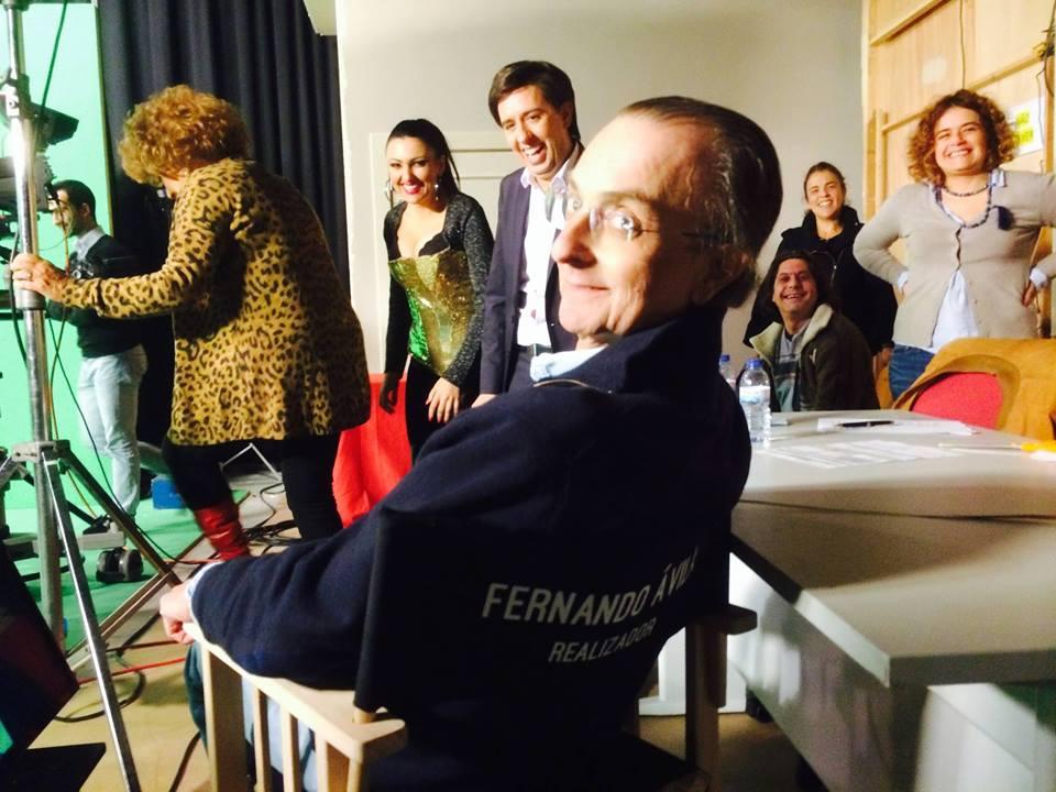 Fernando Morreu O Realizador Fernando Ávila