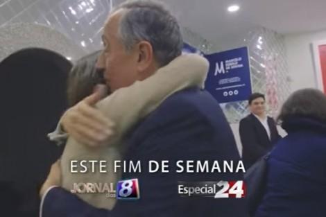 Marcelo 2 Marcelo Rebelo De Sousa Em Destaque Na Tvi Este Fim De Semana
