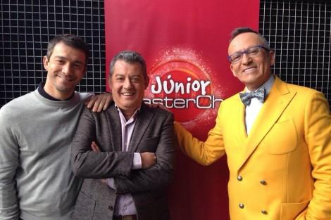 Masterchef 2 «Masterchef Junior» Nas Noites De Domingo?