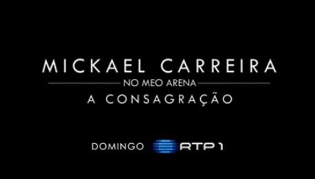 Mickael Carreira Concerto De Mickael Carreira Abaixo Da Audiência Do «The Voice»