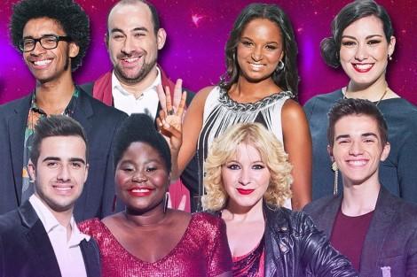 The Voice Conheça Os Quatro Finalistas Do «The Voice Portugal» [At]
