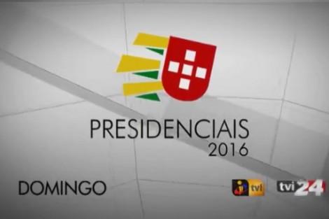 Tvi Eleições Presidenciais 2016: Tvi Vence Noite Eleitoral