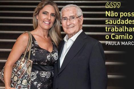 1 A Entrevista - Paula Marcelo: «Não Posso Ter Saudades De Trabalhar Com O Camilo»