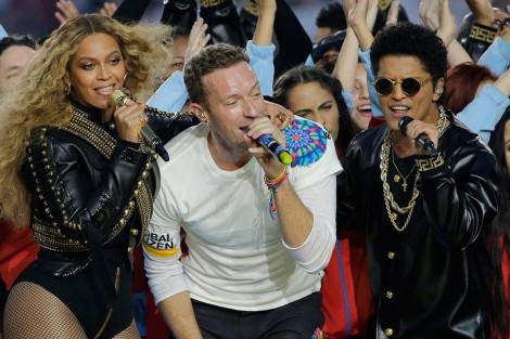 1191262 1280X720 Beyoncé, Bruno Mars E Coldplay Fazem Medley Nos 50 Anos De «Super Bowl» [Com Vídeos]