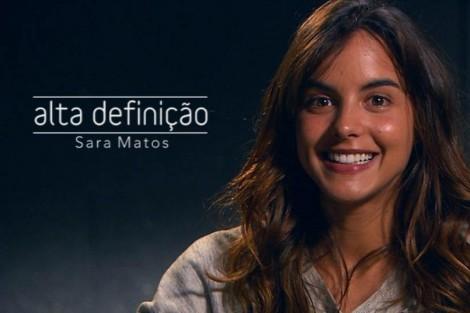 Sara Matos Sara Matos É A Próxima Convidada Do «Alta Definição»