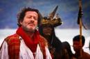Vermelho Brasil 1 Globo Emite Filme Protagonizado Por Joaquim De Almeida