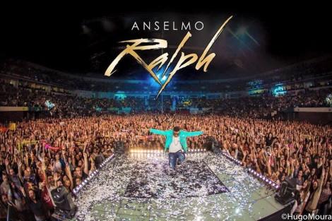 Anselmo Concerto De Anselmo Ralph É Menos Visto Que O De Mickael Carreira