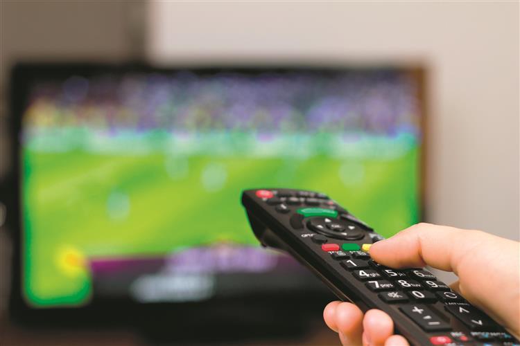 Futebol Televisão Lidera Investimento Publicitário