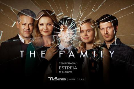The Family «The Family» Estreia Em Exclusivo No Tvséries