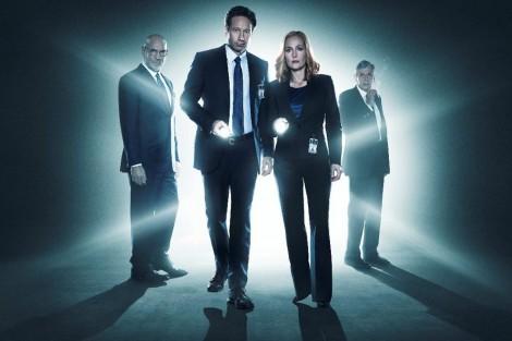 X Files Fox Exibe Último Episódio De «Ficheiros Secretos»
