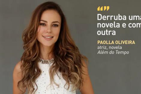1 «Além do Tempo»: Mesa Redonda com Paolla Oliveira, Julia Lemmertz e Felipe Camargo (Parte 3/3)