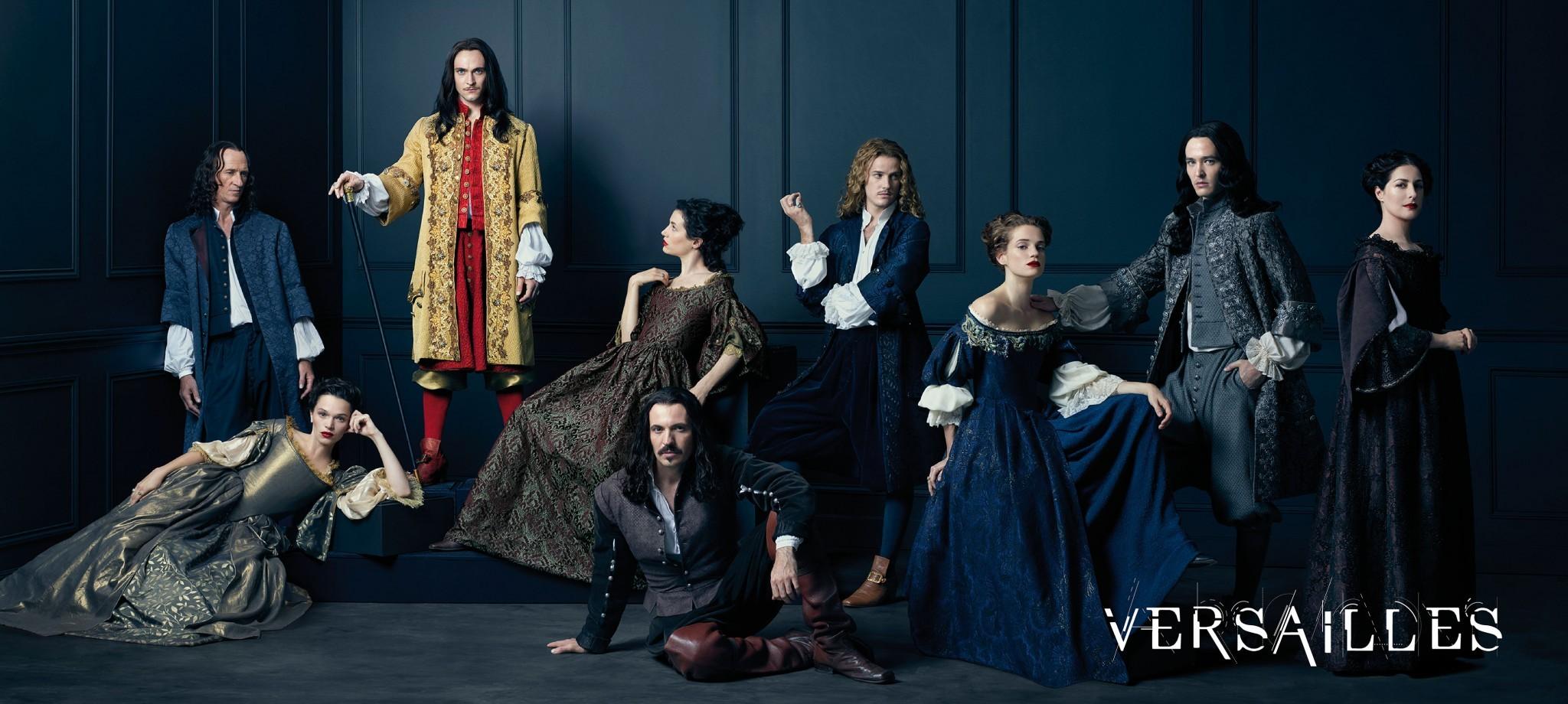 Image result for televisão série Versailles